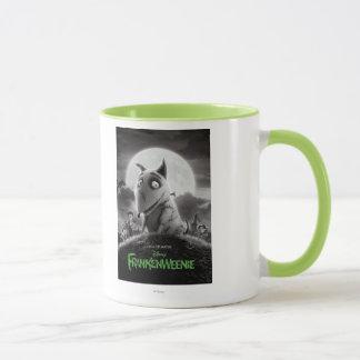 Frankenweenie Movie Poster Mug