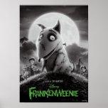 Frankenweenie Movie Poster Poster