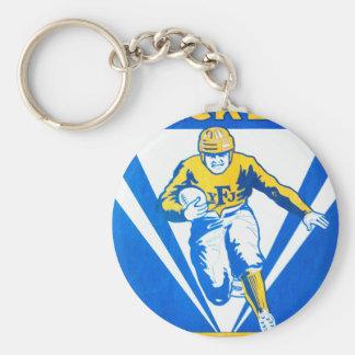 Frankford Yellow Jackets Keychain