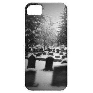Frankfort Cemetery iPhone 5 Case