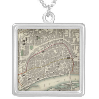 Frankfort Frankfurt am Main Silver Plated Necklace