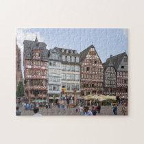 Frankfort Germany. Jigsaw Puzzle