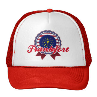 Frankfort, IN Trucker Hat