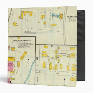 Frankfort, Kentucky 10 Binder