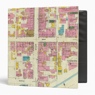 Frankfort, Kentucky 2 3 Ring Binder