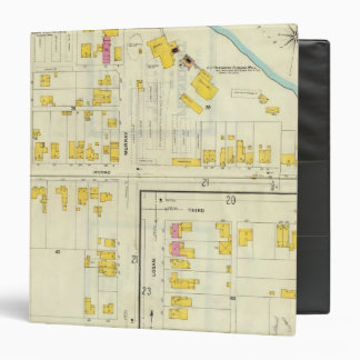 Frankfort, Kentucky 3 3 Ring Binder
