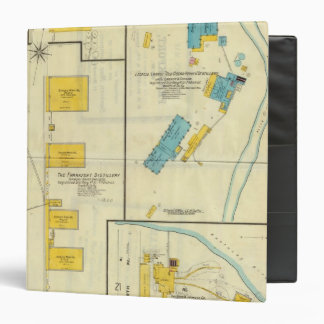 Frankfort, Kentucky 3 Binder