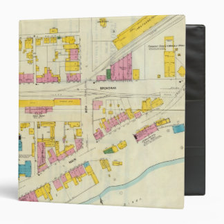 Frankfort, Kentucky 3 Ring Binder