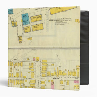 Frankfort, Kentucky 4 Binder