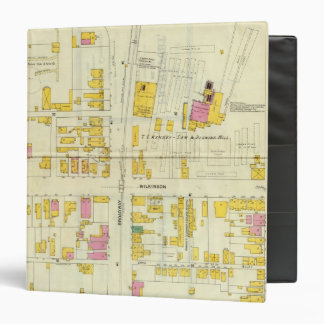 Frankfort, Kentucky 5 Binder