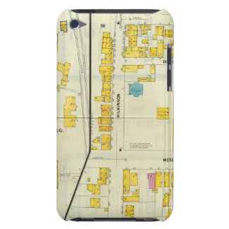 Frankfort, Kentucky iPod Touch Case