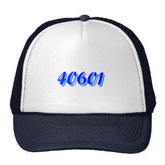 Frankfort Kentucky Zip Code Trucker Hat, 40601 Trucker Hat