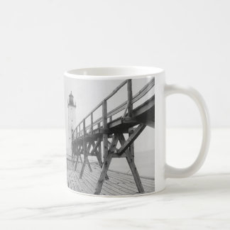 Frankfort Lighthouse Coffee Mug