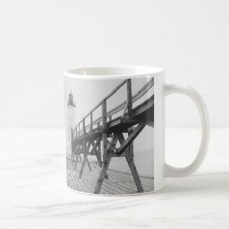 Frankfort Lighthouse Coffee Mug