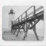 Frankfort Lighthouse Mousepads