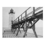 Frankfort Lighthouse Postcards