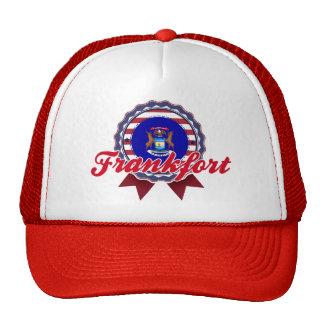 Frankfort, MI Trucker Hat