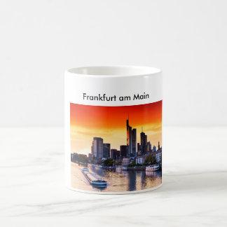 Frankfurt am Main 01 Classic White Coffee Mug