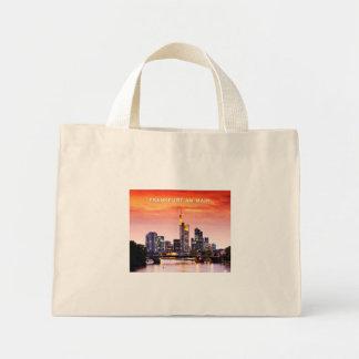 Frankfurt am Main 02C Mini Tote Bag