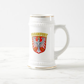 Frankfurt am Main Beer Stein