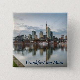 Frankfurt am Main Button