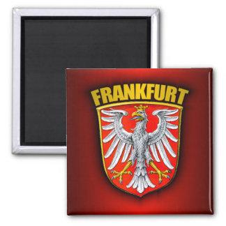 Frankfurt am Main Fridge Magnet