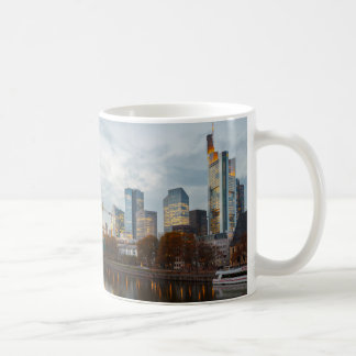 Frankfurt am Main skyline Coffee Mug