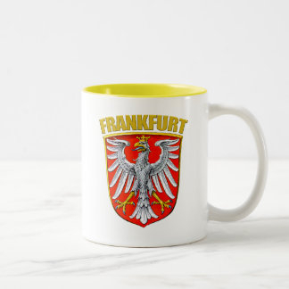 Frankfurt am Main Two-Tone Coffee Mug