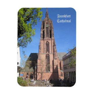 Frankfurt Cathedral Rectangle Magnets