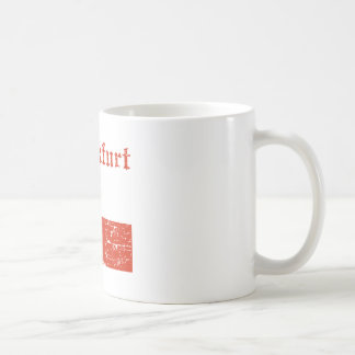 Frankfurt City designs Coffee Mug