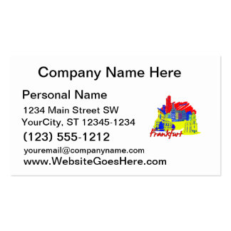 frankfurt city primary  travel vacation design.png business card template
