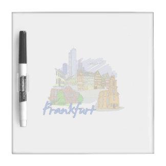 frankfurt city travel vacation design.png dry erase boards