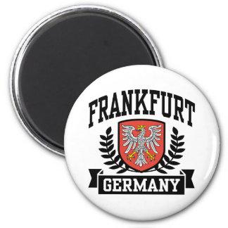 Frankfurt Fridge Magnet