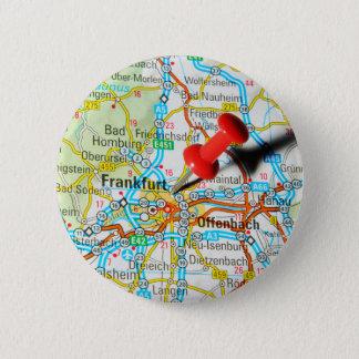 Frankfurt, Germany Button