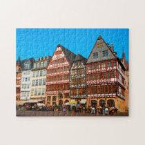 Frankfurt Germany. Jigsaw Puzzle