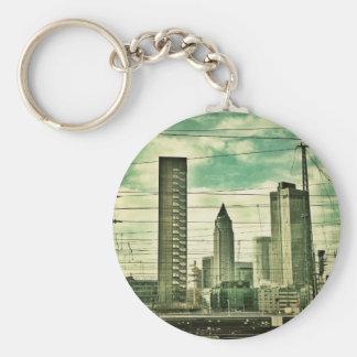 Frankfurt, Germany Keychain