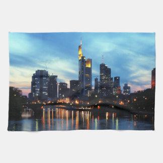 Frankfurt, Germany Kitchen Towel