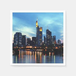 Frankfurt, Germany Napkin