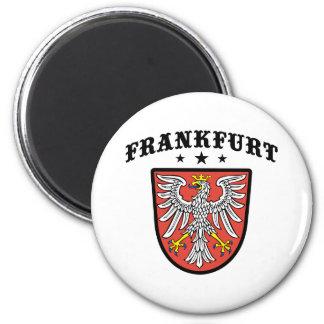 Frankfurt Refrigerator Magnet