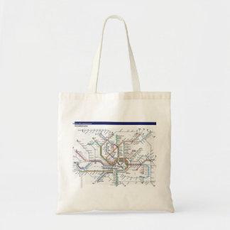 Frankfurt metro Bag