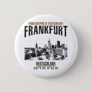 Frankfurt Pinback Button