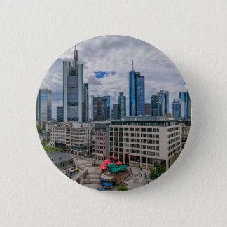 Frankfurt Skyline Button