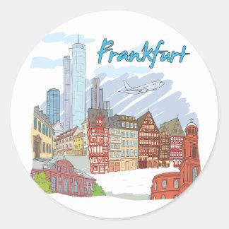 Frankfurt Stickers