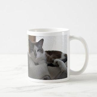 Frankie 5 coffee mug