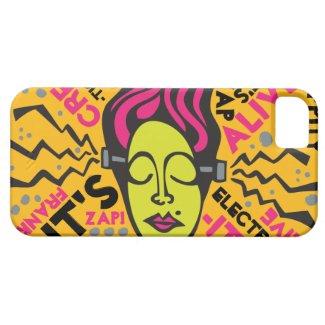 Frankie iPhone 5 Case