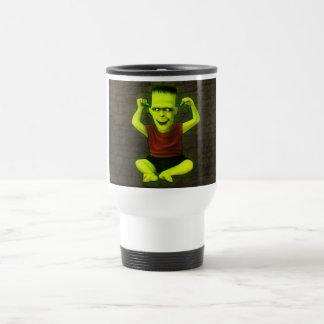 Frankie Play With Bolts! Travel Mug