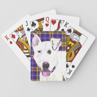 Frankie Playing Cards