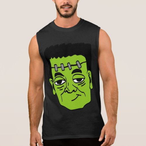 Frankie Sleeveless Shirt Sales