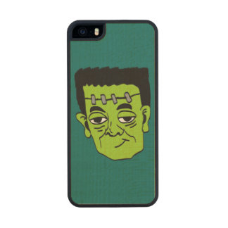 Frankie Wood Phone Case For iPhone SE/5/5s