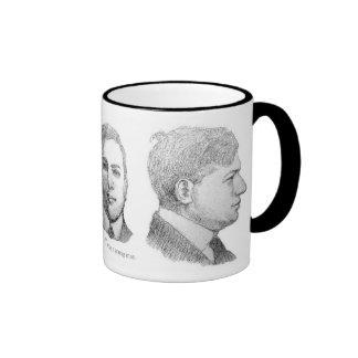 Frankie Yale Mugshots Ringer Coffee Mug